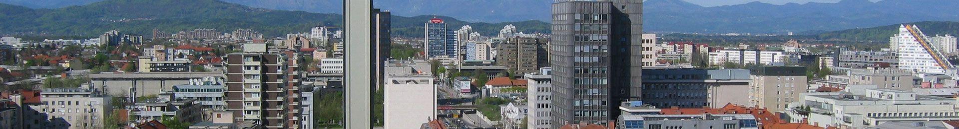 Ljubljana - nepremičnine